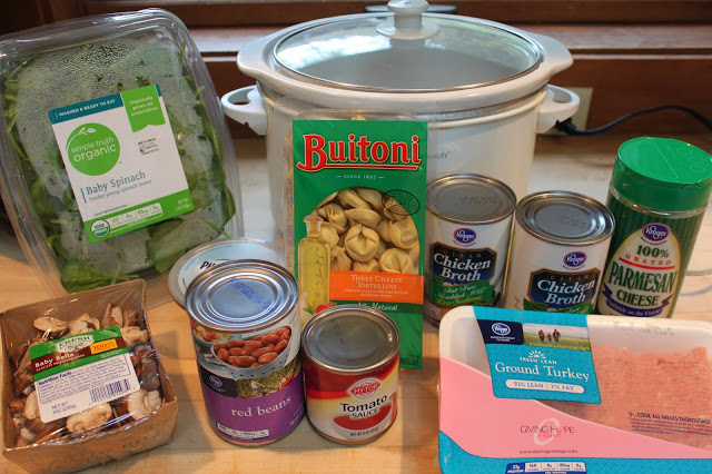 Recipe: Crock Pot Tortellini & Sausage Soup