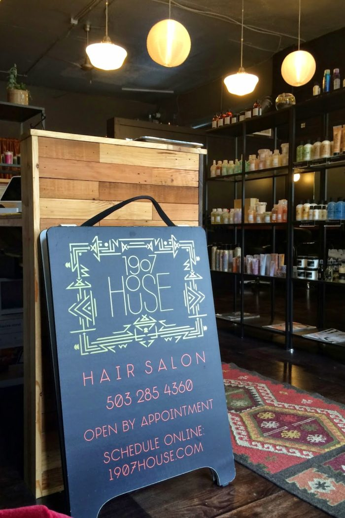 Review: 1907 House Hair Salon