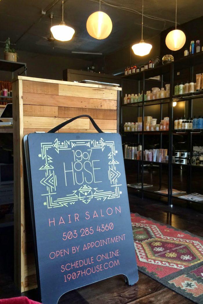 Review: 1907 House Hair Salon