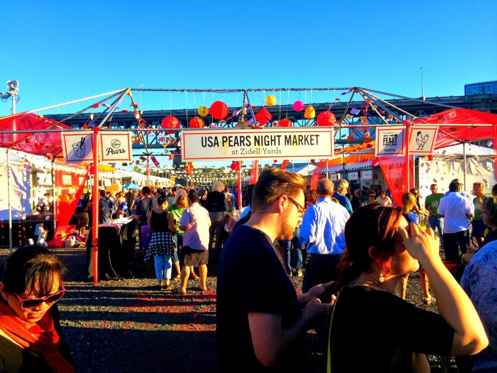 Feast Portland Night Market