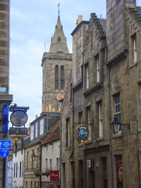 Memory Lane: St. Andrews, Scotland