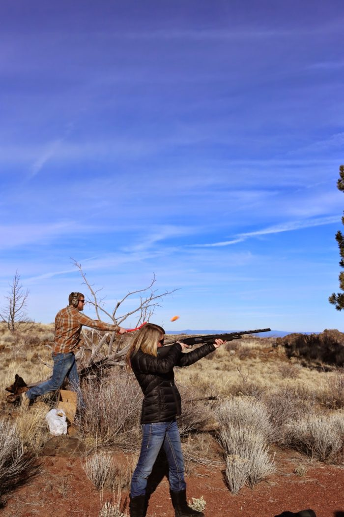 Shooting in the Sunshine : Central Oregon Trip