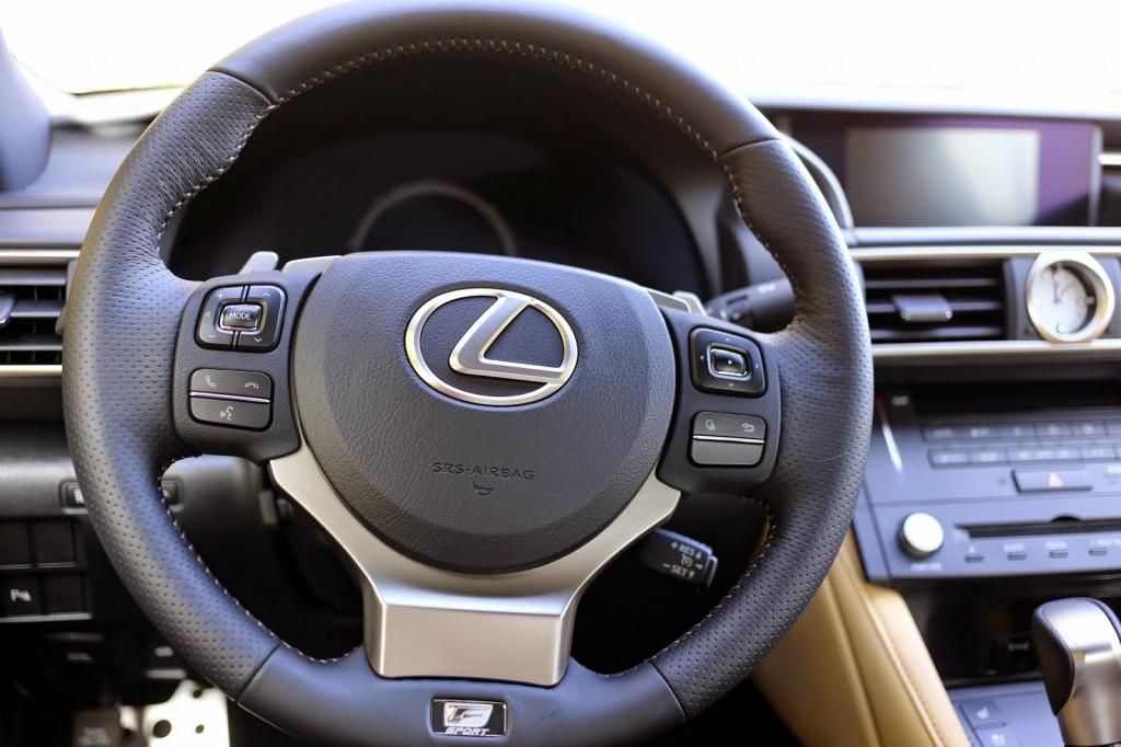 Review: Lexus RC 350