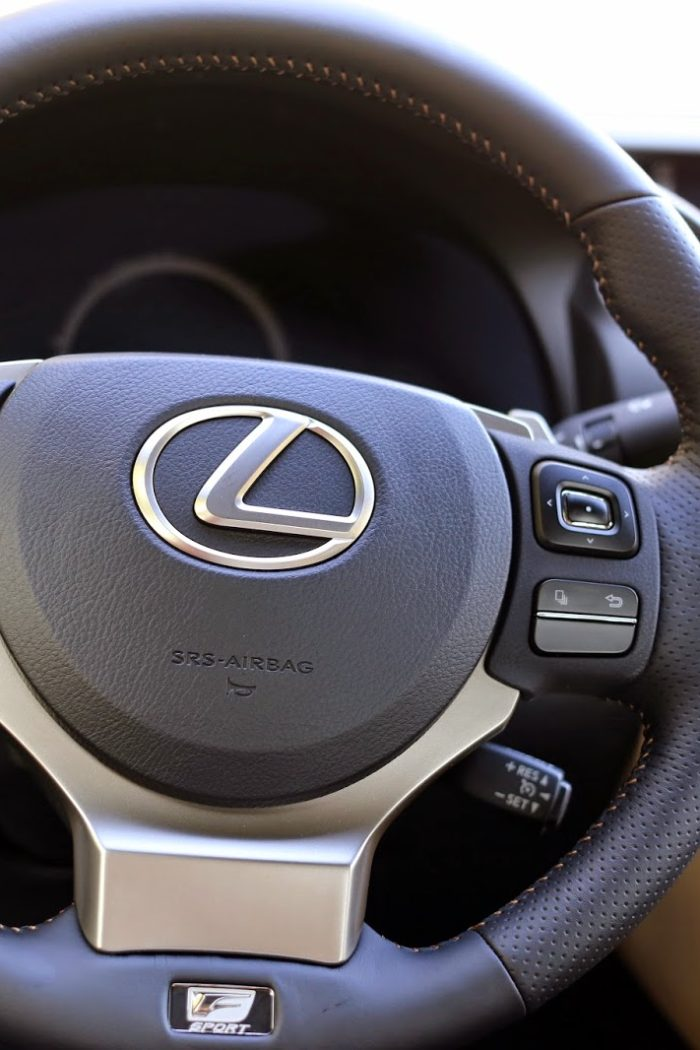 Review: Lexus RC 350