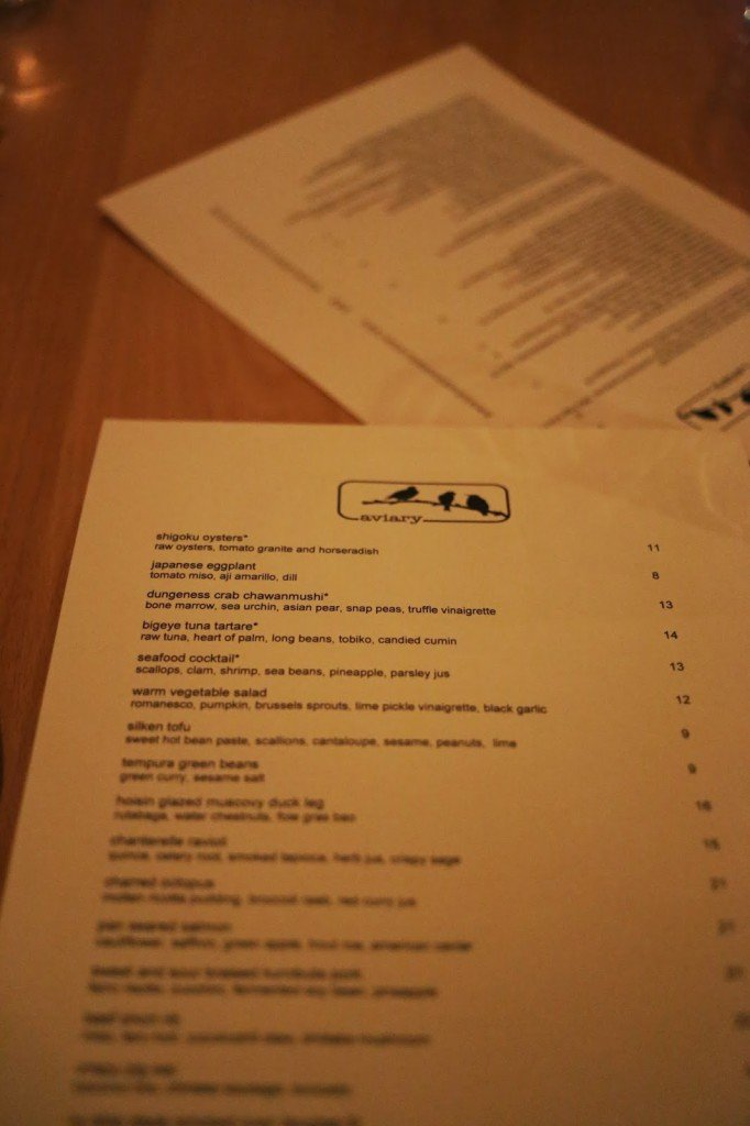 Restaurant Review: Portland Dining Month // Aviary