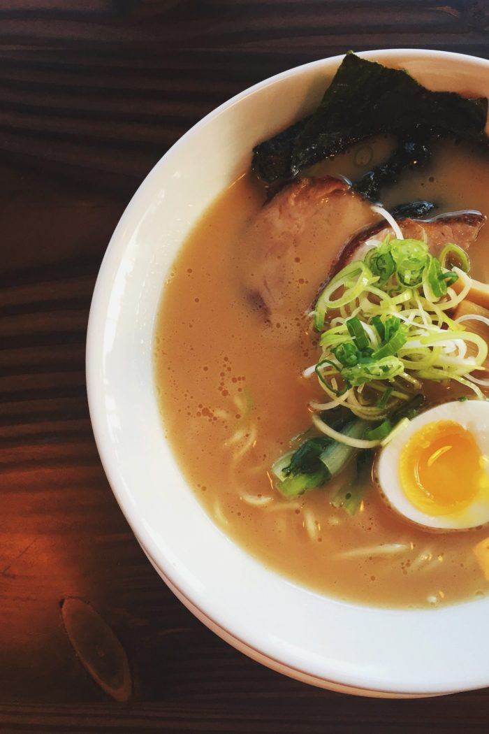 Restaurant Review: Marukin Ramen