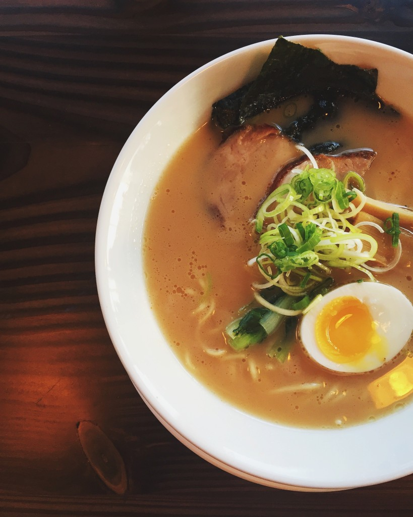 Restaurant Review: Marukin Ramen