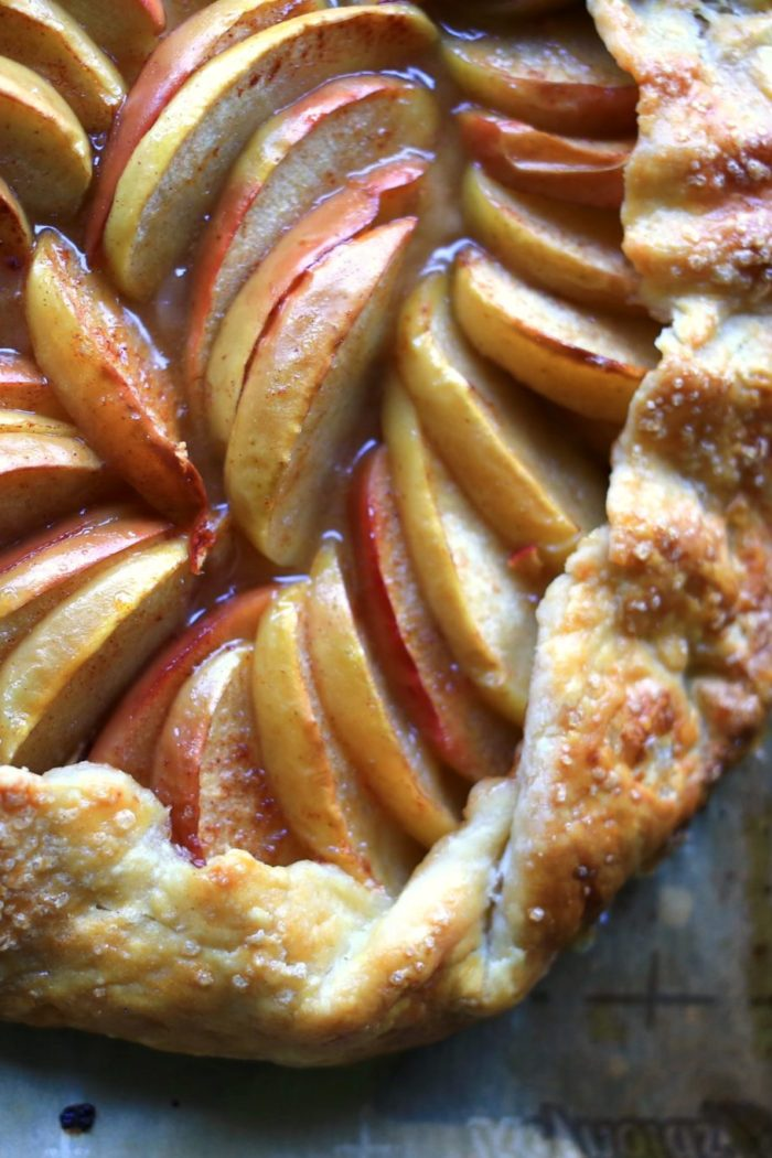Recipes: Apple Galette from Autumn Glory