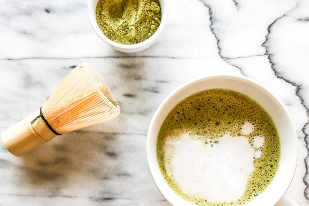 Recipe: Matcha Latte