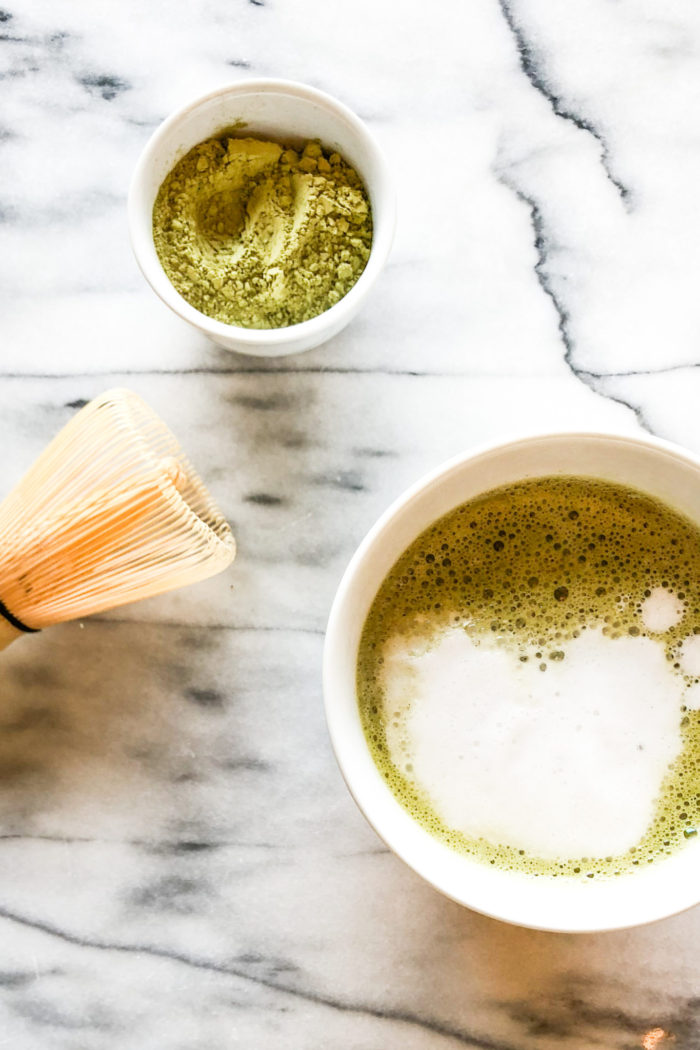 Recipe: Matcha Latte