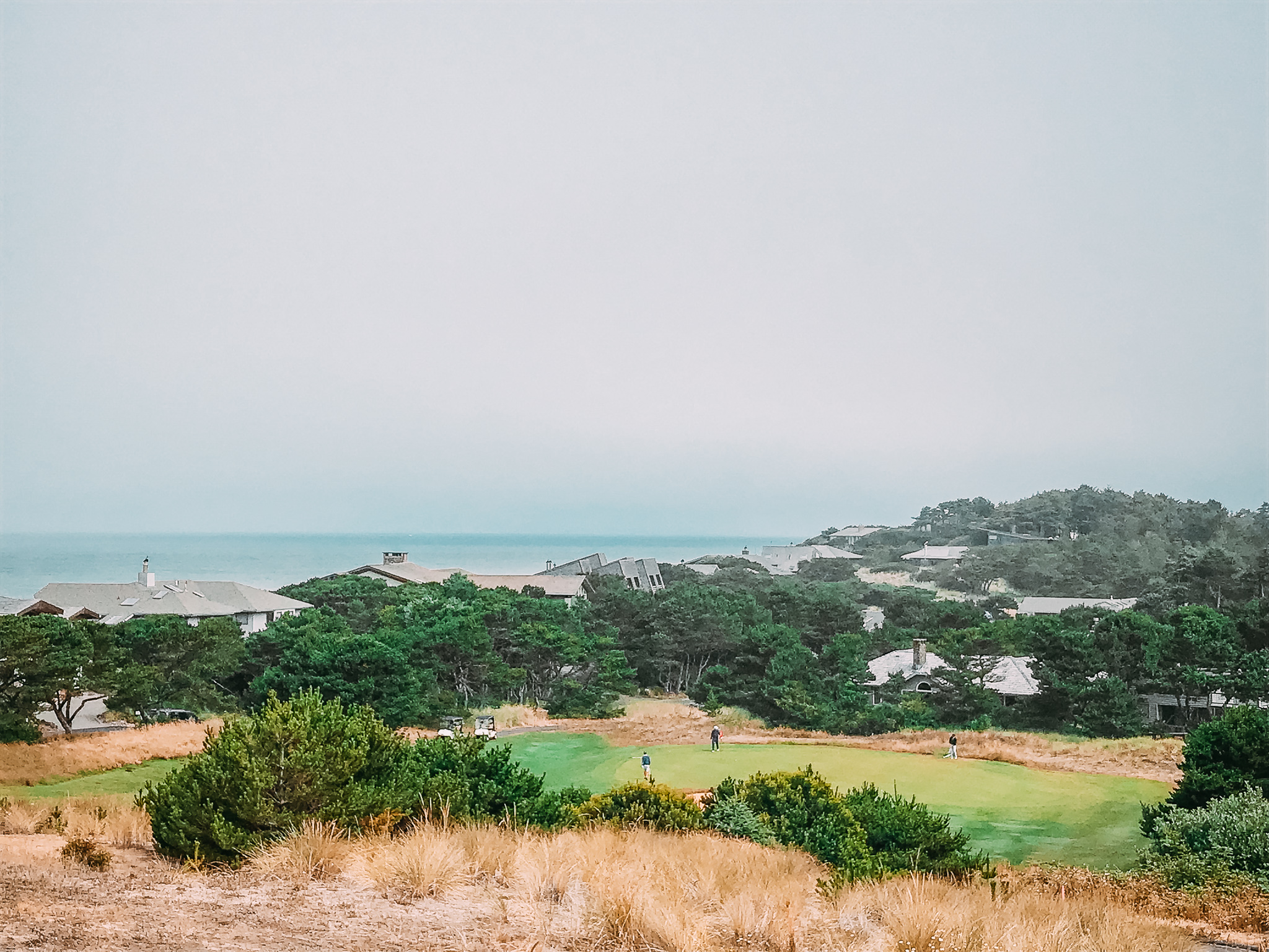salishan resort golf