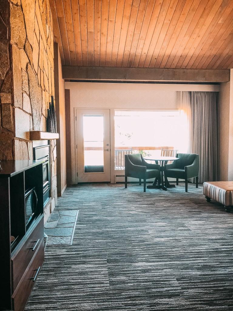 salishan resort rooms
