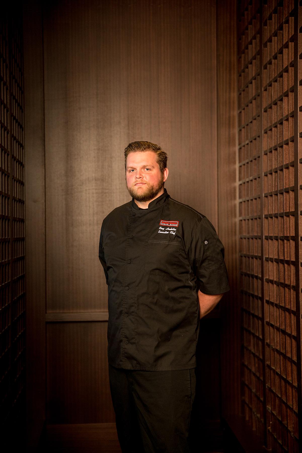 Chef Cory Hoekstra